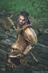 Dwemer Armor Cosplay 7