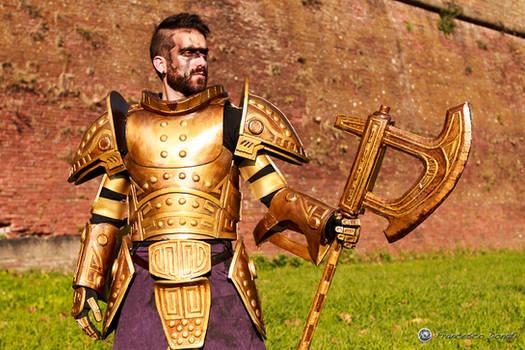Dwemer Armor Cosplay 10