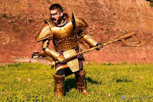 Dwemer Armor Cosplay 11