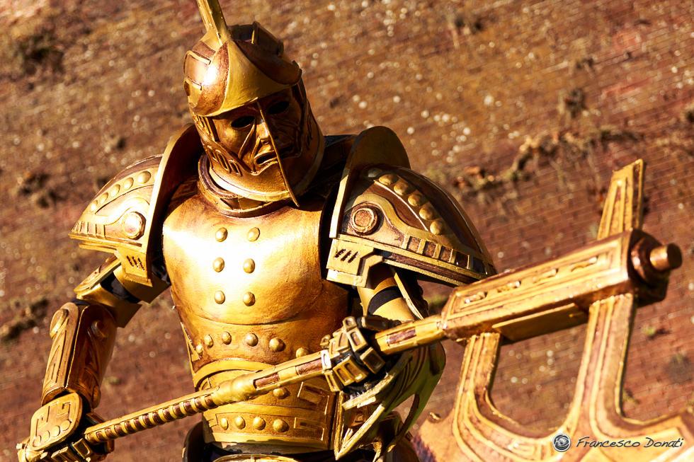 Dwemer Armor Cosplay 12