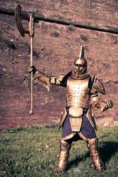 Dwemer Armor Cosplay 13