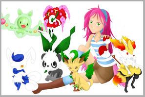 Aurelia and Pokemon (Finished)