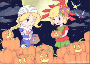 Zelda Halloween