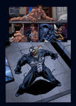 Spider, a symbiotic tale part 3 colored