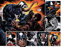 Ultimate Spider-man #35 (modified colors)