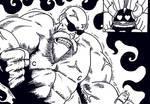 mmmmh muscles... -Dragon Ball-