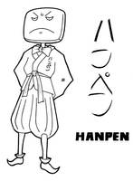 Hanpen - Bobobo - by CrazyCowCo