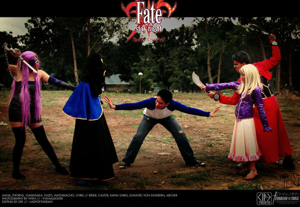 Cosplay Fate Stay Night FSN___Holy_Grail_War_by_Yvenaldover