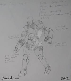 Major Scholt's Power Armor