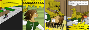 X-ZoNe MWH Ch1 Pg1: Puppy Dislike by Daaberlicious