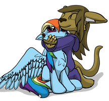 She Followed Me Home! Can I Keep Her? by Daaberlicious