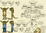 Buttercup Extensive Character Study