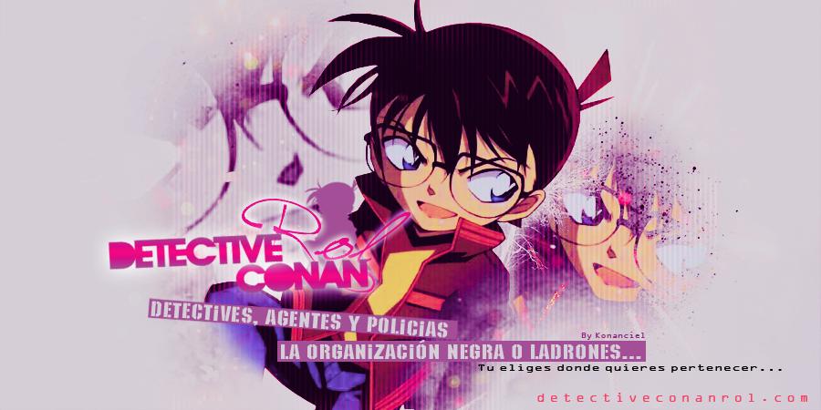 Logo dc Conan by KonanCiel