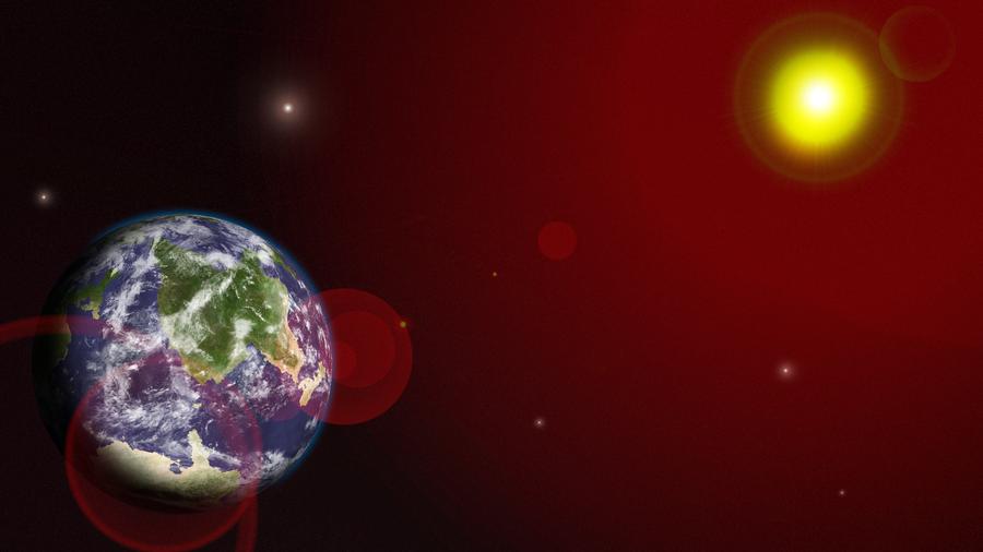 Gliese 581 g by Jcfag on DeviantArt
