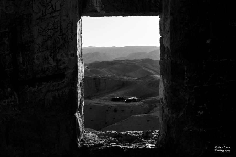 Nabi Musa Jericho by KhaledFanni