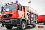 Air Force Fire Engine