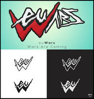 Eu Wars Logo! :) by amCreature