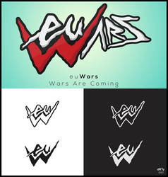 Eu Wars Logo! :) by amCreature