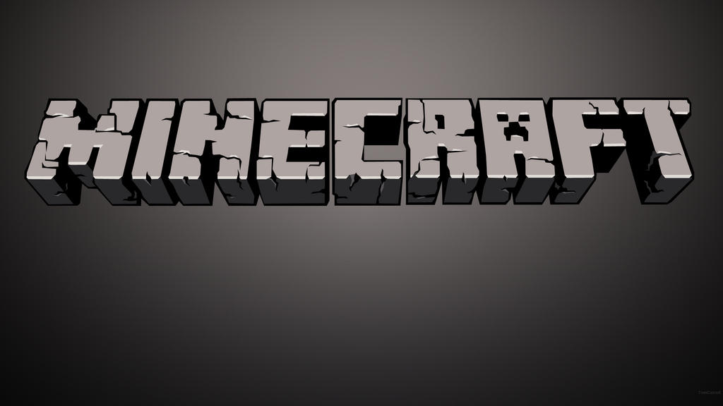 New Minecraft Logo Desktop by ShortStuf7