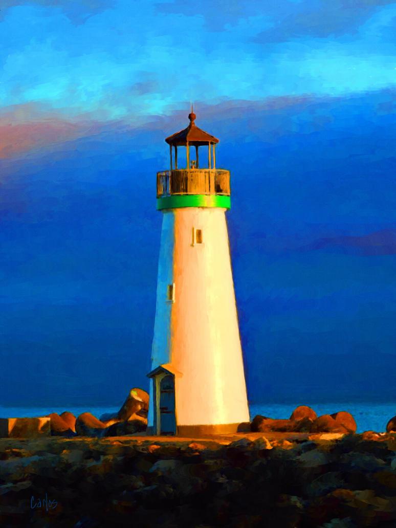 Walton Lighthouse by TomCarlos