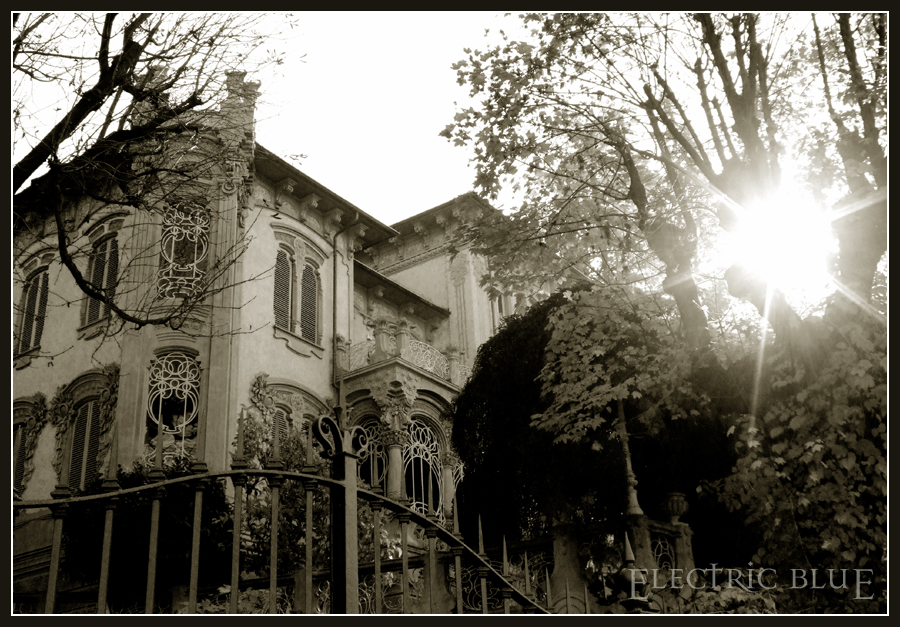 Villa Scott by electricblue86