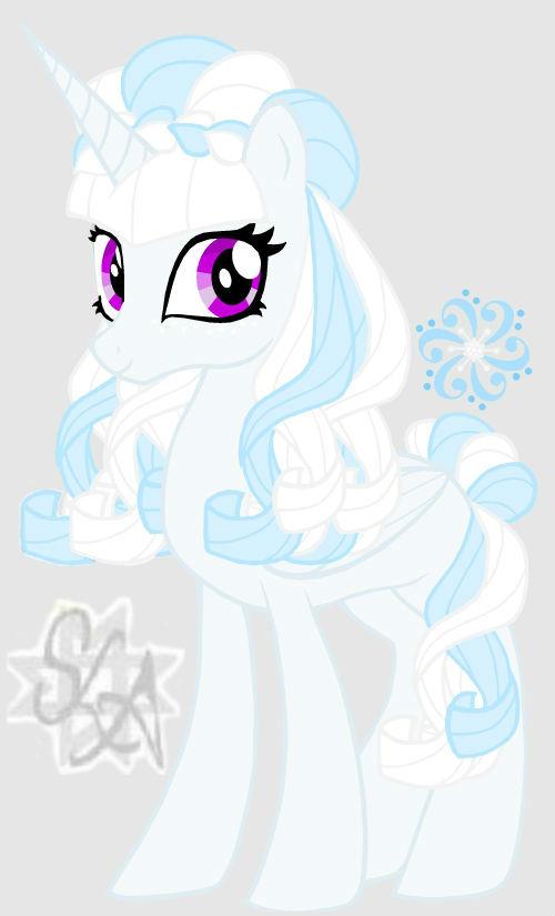 Princess Wynter Song by SailorLunarAngel