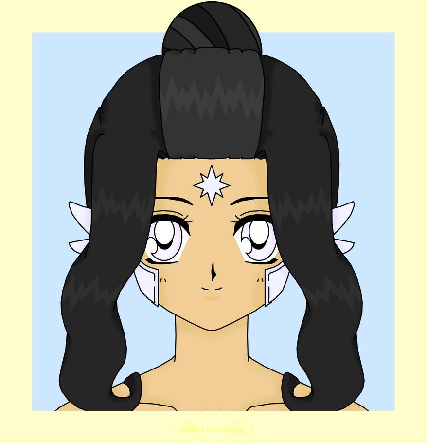 Sailor Stellar Valkyrie - Yukina-Snowbunny by SailorLunarAngel