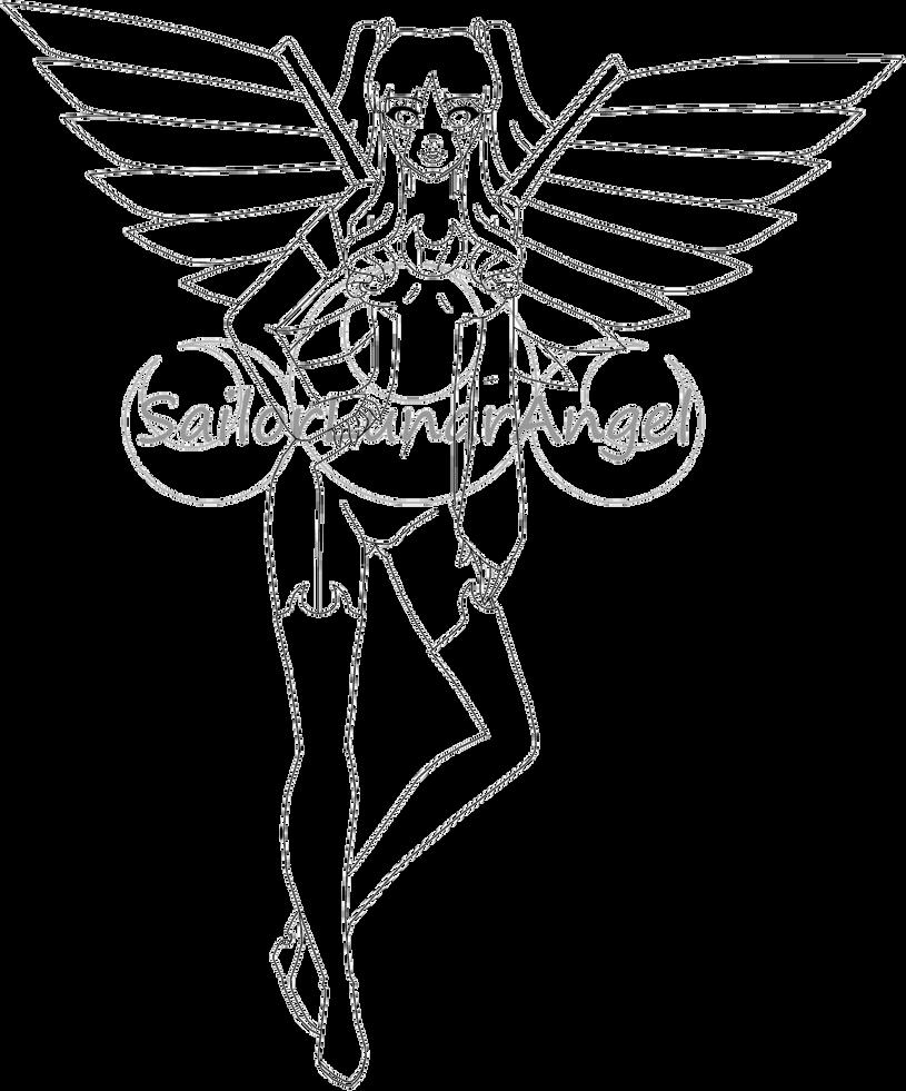 Lunar Angel by SailorLunarAngel