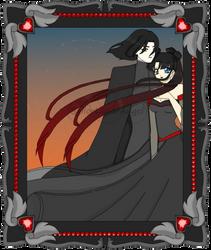 Severus Snape and Princess Star - EmpressTerra