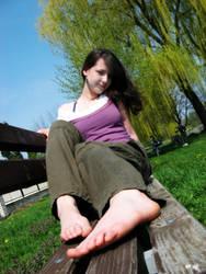 Maria's feet 2 by XZsolesz