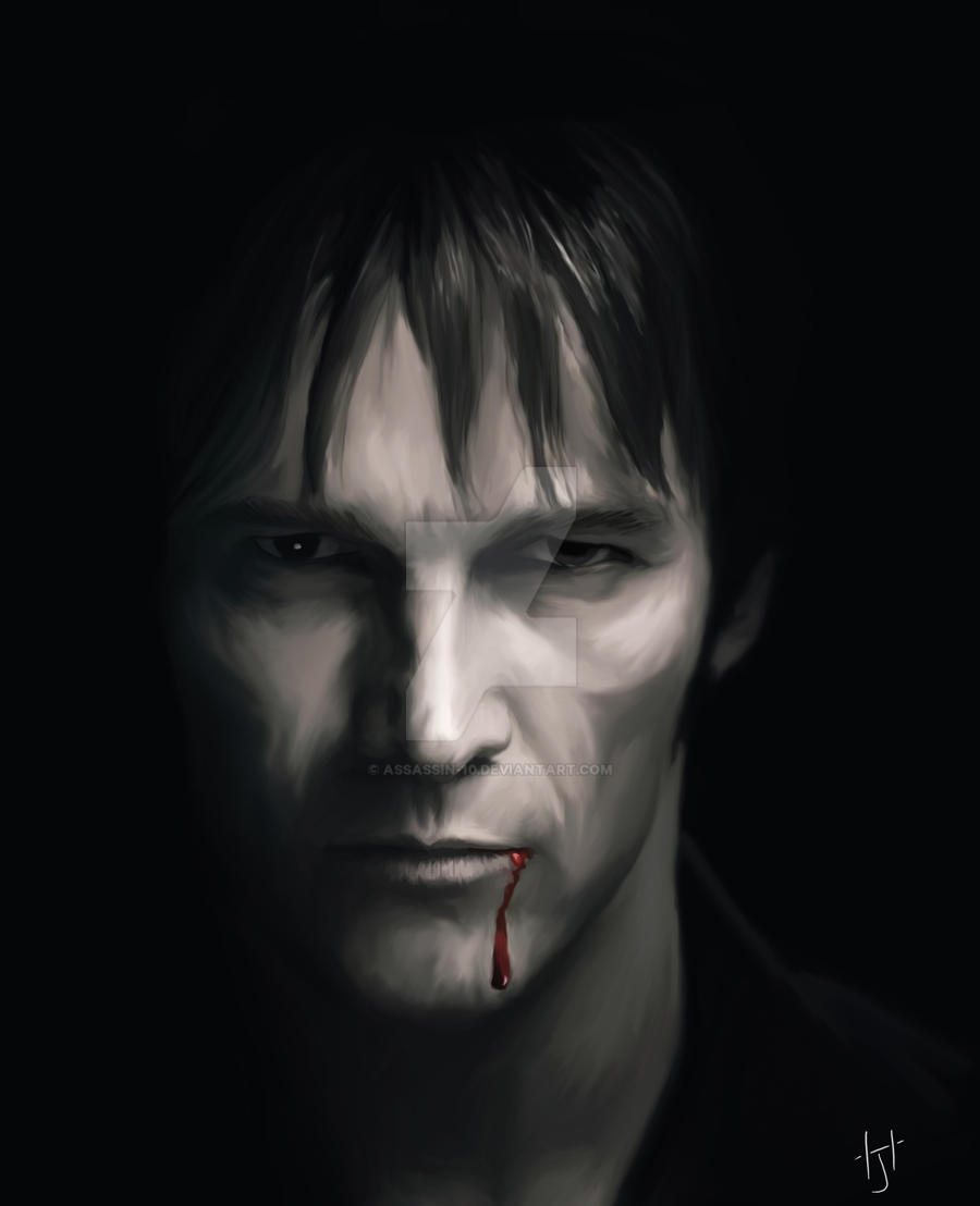 vampire bill of true blood by assassin-10