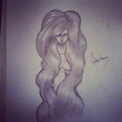 Long Hair by calebex