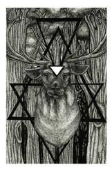 the spirit of deer by calebex