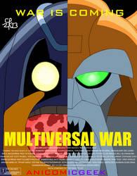Multiversal War Teaser Image Alternate