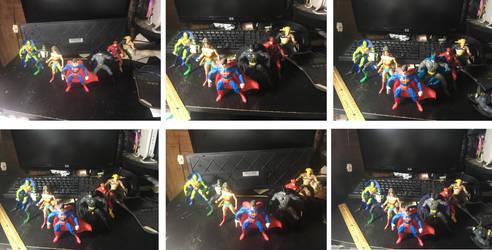 Which JLA Looks Best?