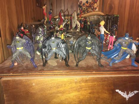 Which Batman Looks Best?