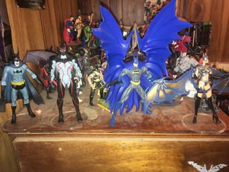 Batmen and Batgirl