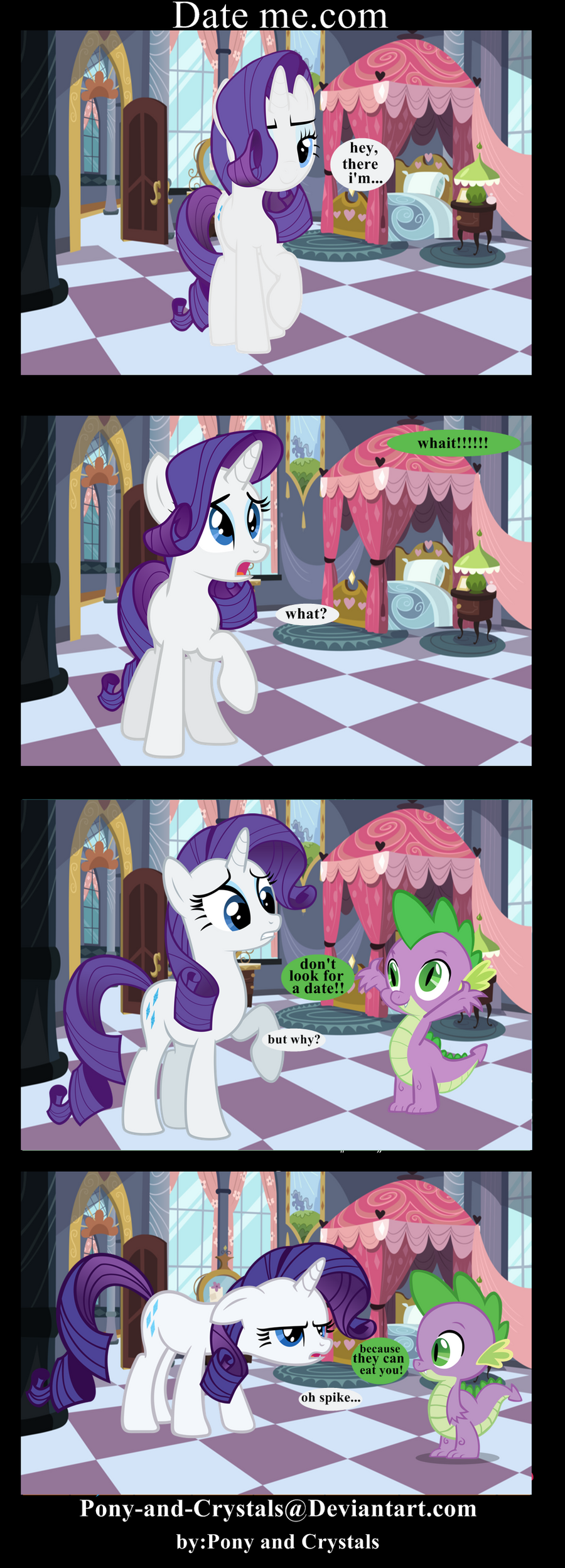 Rarity and spike dating