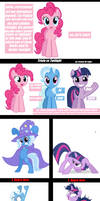 Trixie VS Twilight (Stop Voting) by BraveMoonGirl