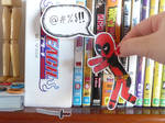 Deadpool Paper Child