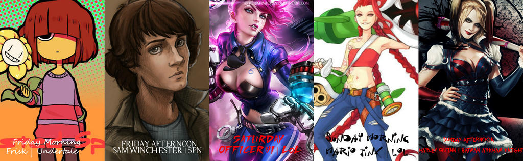 MCM Plans May 2016 by FallingFrost