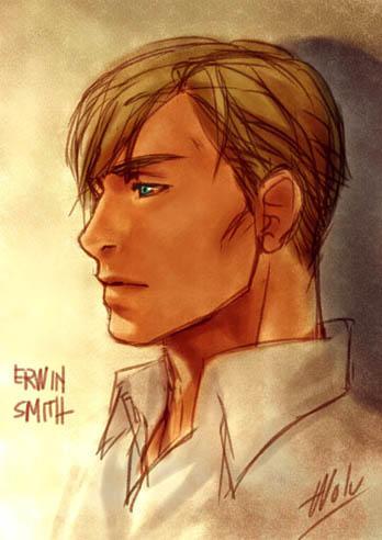 Faithless (Part 1) | Erwin Smith by mauibuman10 on DeviantArt