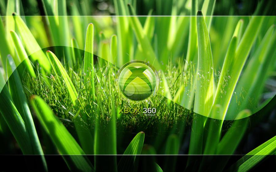 Xbox 360 style Vista Glass