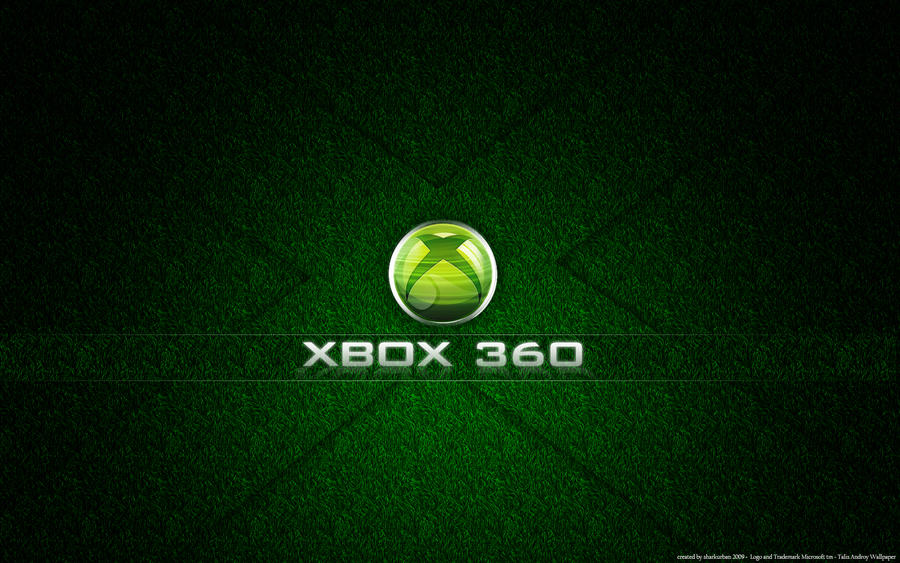 Xbox 360 Wallpaper Widescreen