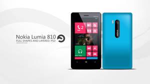 Nokia Lumia 810 PSD