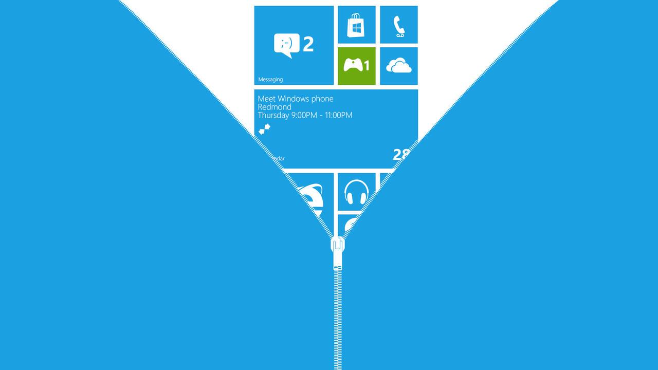 Meet Windows phone by sharkurban