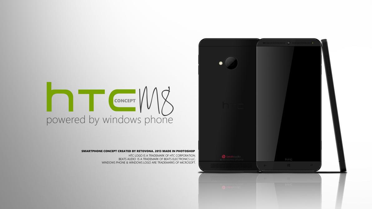 windows phone htc M8 by sharkurban