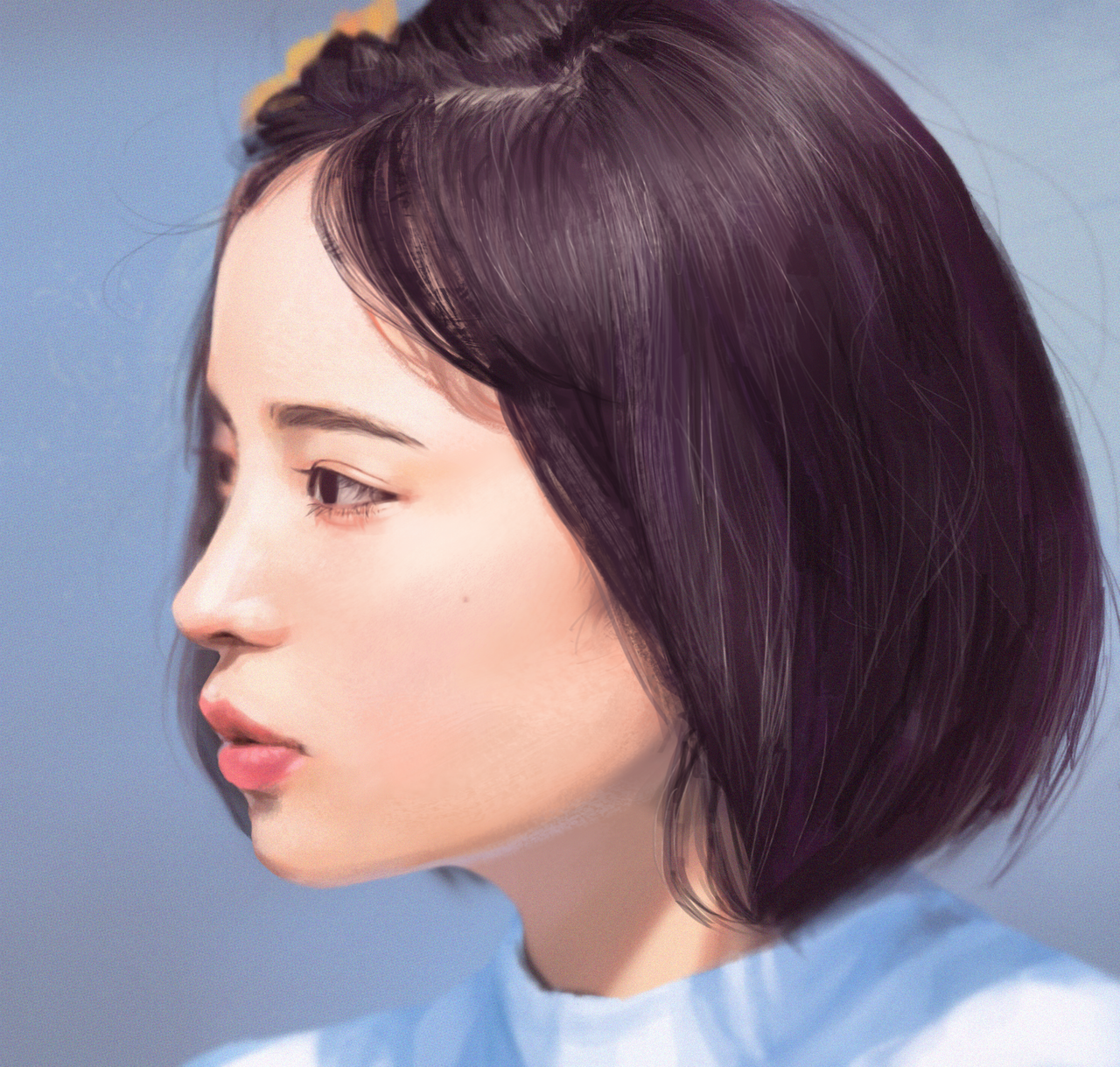 Suzu Hirose By Shengcai On Deviantart