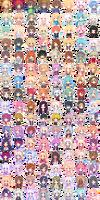 pixel icon compilation