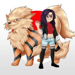 Pokemon Trainer Maria